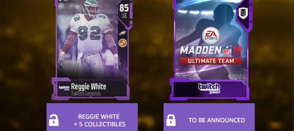 Madden 18 free legends