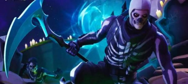 Fortnite Red Skull Trooper Will Coming to Us Soon